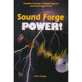 Sound Forge Power by Scott R Garrigus
