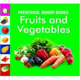 Fruits & Vegetables by Pegasus Books