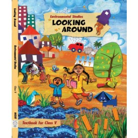 NCERT Looking Around Textbook of Environmental Studies for Class 5  (Code 529)