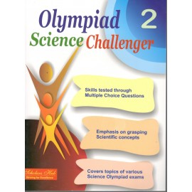 Scholars Hub Olympiad Science Challenger Book 2
