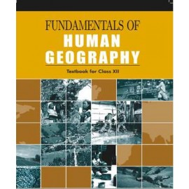 Buy cbse board ncert geography textbooks for class 12 ncert fundamentals of human geography for class 12 code 12097 fandeluxe Gallery