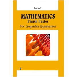 Excel With Mathematics Finish Faster by Laxmi Publications