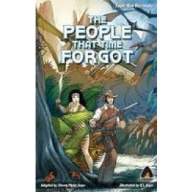 Campfire Novel The People That Time Forgot by Edgar Rice Burroughs