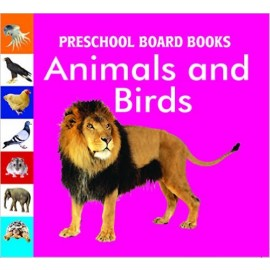 Animals and Birds by Pegasus Books