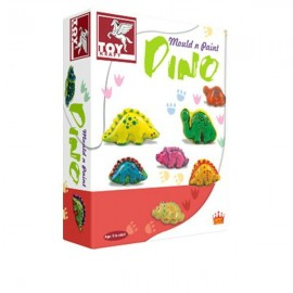 Mould And Paint Dino (Plaster of Paris) by Toy Kraft