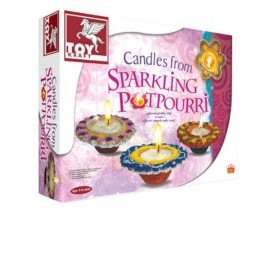 Toy Kraft Candles from Sparkling Pot Pourri