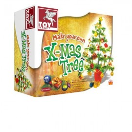 Make Your Own X- Mas Tree by Toy Kraft