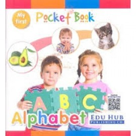 Edu Hub My First Pocket Book of Alphabet