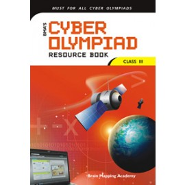 BMA's Cyber Olympiad Exams Resource Book for Class 3