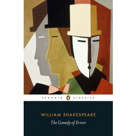 Penguin The Comedy of Errors by William Shakespeare