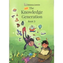 Britannica The Knowledge Generation (General Knowledge) Book for Class 3