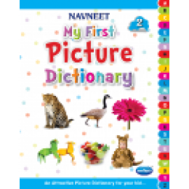 Navneet My First Picture Dictionary 2