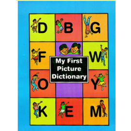Allied My First Picture Dictionary