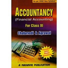 Accountancy for Class 11 by Chaturvedi & Aggarwal