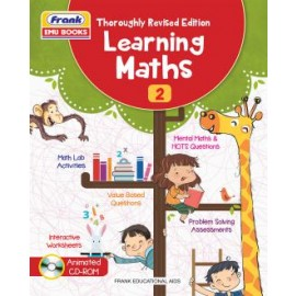 Frank Learning Maths for Class 2 (CCE Edition)
