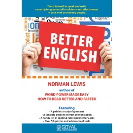 Norman Lewis Better English