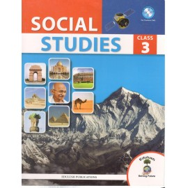 Edulush Social Studies Textbook for Class 3