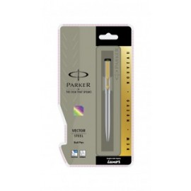 Parker Ball Pen Vector Stainless Steel GT