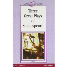 Pearson Three Great Plays of Shakespeare for Class 7