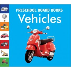 Vehicles Board Books by Pegasus Books