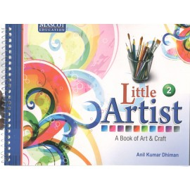 Mascot Little Artist - A Book of Art & Craft Book 2
