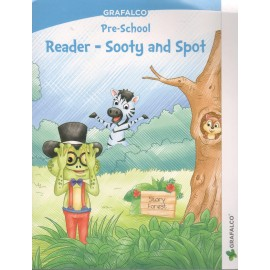 Grafalco Pre-School Reader-Sooty and Spot (N0111)