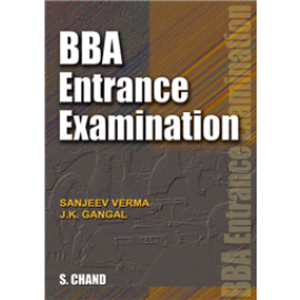 S Chand BBA Entrance Examination