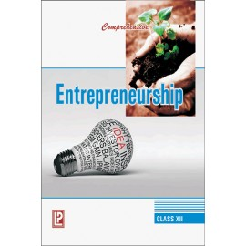 Comprehensive Entrepreneurship for Class 12 by Laxmi Publications