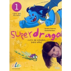 Super Drago Textbook of Spanish Part 1 by SGEL