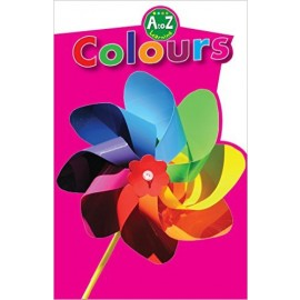 A to Z Learning - Colours by Pegasus Books