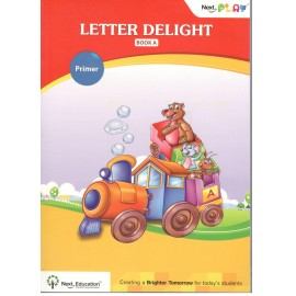 Next Education Next Play Primer Letter Delight (Book A)