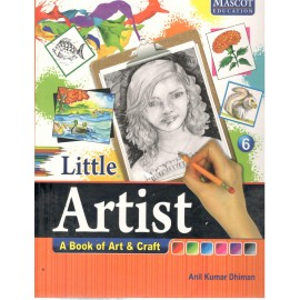 Mascot Little Artist - A Book of Art & Craft Book 6