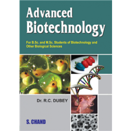 S Chand Advanced Biotechnology