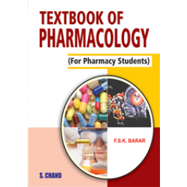 S Chand Textbook of Pharmacology by FSK Barar