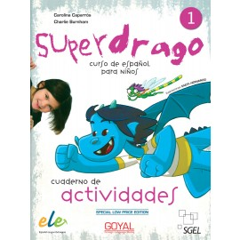 Super Drago Workbook of Spanish Part 1 by SGEL