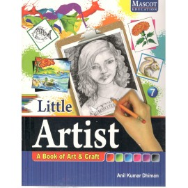 Mascot Little Artist - A Book of Art & Craft Book 7