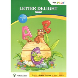 Next Education Next Play Primer A Letter Delight (Book A)