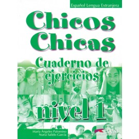 Chicos Chicas 1 Workbook of Spanish by Edelsa