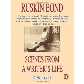 Penguin Ruskin Bond Scenes From Writer's Life