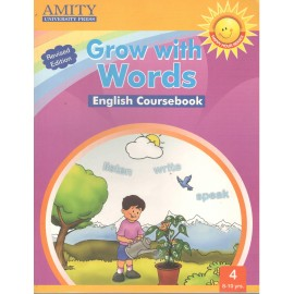 Amity Grow with Words Course Book 4 by Nomita Wilson