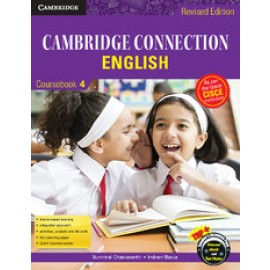 Cambridge Connection English Coursebook Class 4