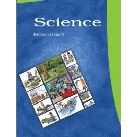 NCERT Science Textbook for Class 6 (Code 652)