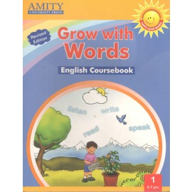 Amity Grow with Words Course Book 1 by Nomita Wilson