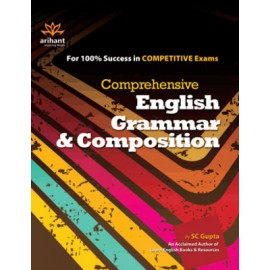 Arihant Study Guide Comprehensive English Grammar & Composition