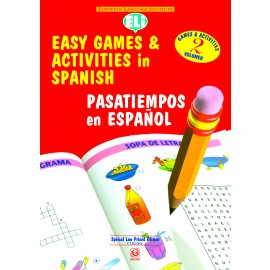 Easy Games & Activities in Spanish Volume 2 by ELI