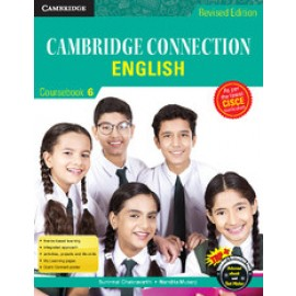 Cambridge Connection English Coursebook Class 6