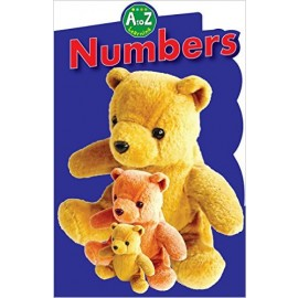 A to Z Learning - Numbers by Pegasus Books