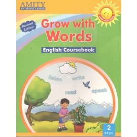 Amity Grow with Words Course Book 2 by Nomita Wilson