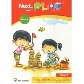 Next Education Next Play Primer (Set of 8 Books) - Monthly