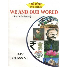 Master Guide DAV We and Our World (Social Science) for Class 6